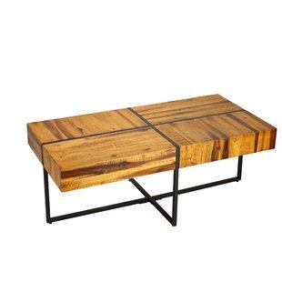 Zavaleta Coffee Table by Union Rustic 2019 Sale