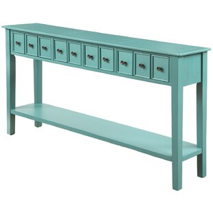 Lemley 603 Solid Wood Console Table