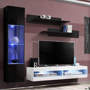 Liddell Floating Entertainment Center For TVs Up To 70