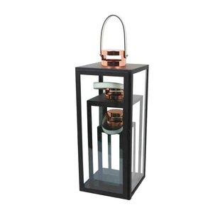 3 Piece Metal Lantern Set ..