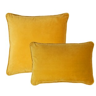 Glendon Velvet 2 Pieces Pillow Set