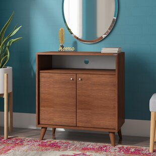 Affordable Dorcia 2 Drawer Media Chest by George Oliver