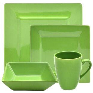 Save to Idea Board & Square Dinnerware Sets You\u0027ll Love | Wayfair