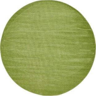 Squire Green Area Rug by Zipcode Design