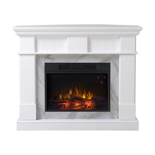 Genova Electric Fireplace by Homestar