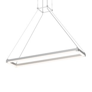 Poythress Modern LED Square/Re..