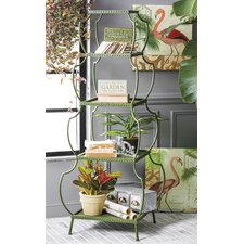 Maryland 61 Accent Shelves Bookcase by Bay Isle Home