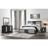 Farias Configurable Bedroom Set by Everly Quinn