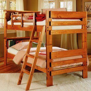 Great Price Twin over Twin Bunk Bed by Chelsea Home Reviews (2019) & Buyer's Guide