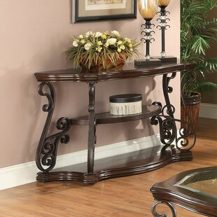 Astoria Grand Bearup Console Table