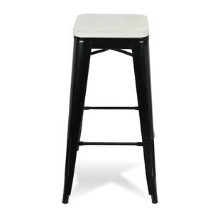 Anzalone 30.5 Bar Stool Williston Forge