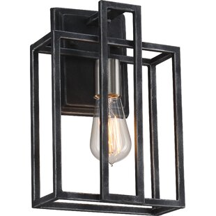 Jefferson 1-Light Armed Sconce by Trent Austin Design