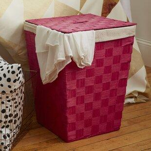 Honey Can Do Woven Laundry Hamper