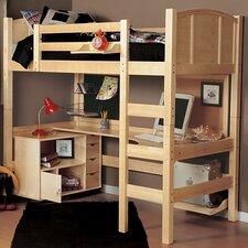 Radia Twin Loft Bed by Epoch Design