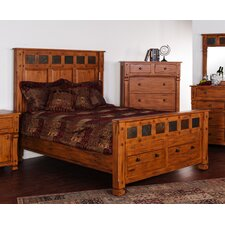 Hawthorne Platform Bed by Loon Peak