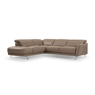 Bocanegra Leather Sectional