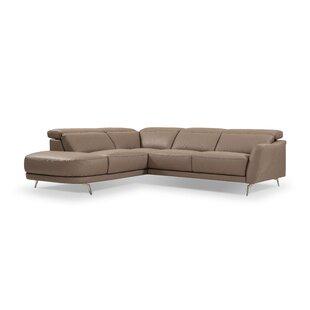 Bocanegra Leather Sectional