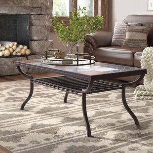 Read Reviews Levitt Coffee Table By Loon Peak