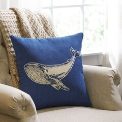 Whale Pillow Wayfair