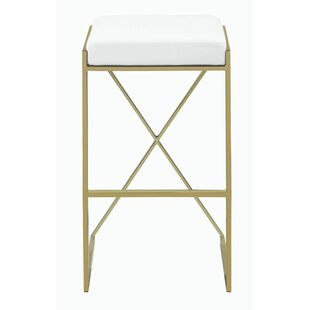Unruh Metal Bar Stool by Mercer41