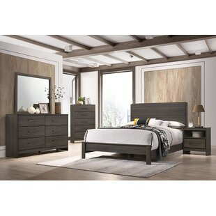 Sharma Standard Configurable Bedroom Set