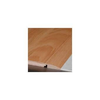 Artistic Finishes 0 63 X 2 X 78 White Oak T Molding Wayfair