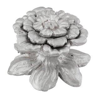Carlotta Flower Novelty Knob