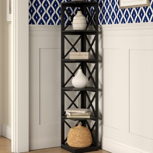 Stoneford Corner Bookcase