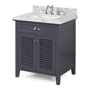 Savannah 30 Single Bathroom Vanity Set by Kitchen Bath Collection