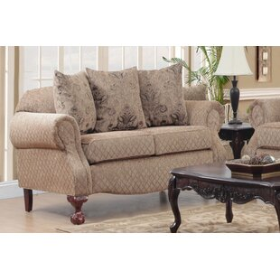 Shop for Regina Loveseat by Astoria Grand Reviews (2019) & Buyer's Guide