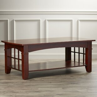 Alcott Hill Sunnydale Coffee Table