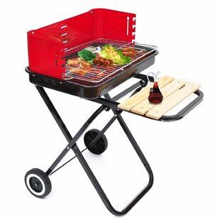 Triplett Charcoal Barbecue 4 By Sol 72 Outdoor