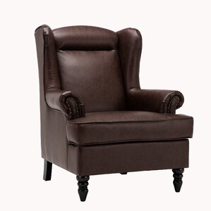 stratton wingback chair