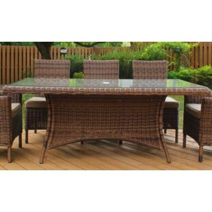 Del Ray Dining Table by South Sea Rattan Great price