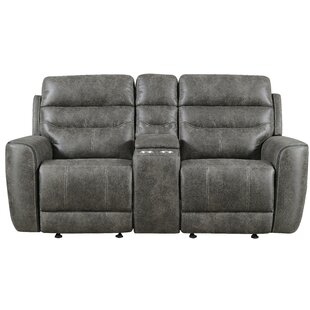 Weese Reclining Loveseat by Re..