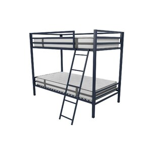 Maxwell Metal Bunk Bed by Novogratz