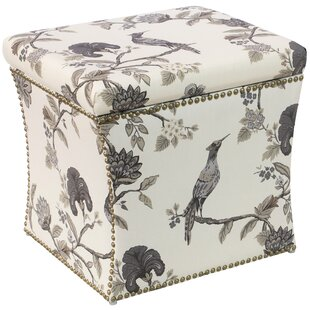 Triplehorn Storage Ottoman by Darby Home Co