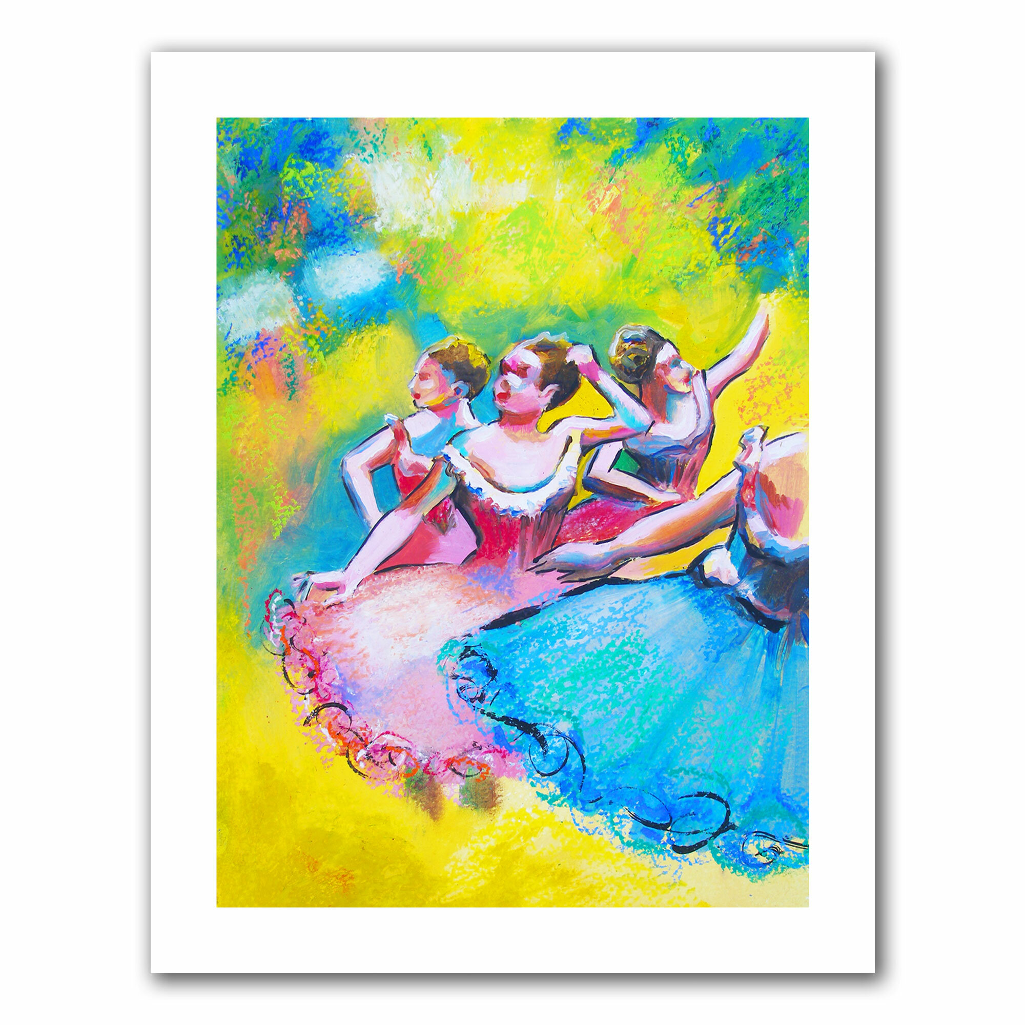 18 By 18 Inch Art Wall Dinner Service Unwrapped Canvas Art By Susi Franco Posters Prints