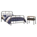 Farrah Platform Configurable Bedroom Set by Gracie Oaks