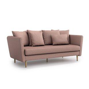 Agosto 3 Seater Sofa By Brayden Studio