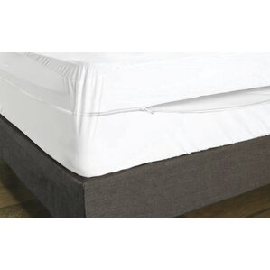 Microfiber Hypoallergenic Mattress Protector by Kashi Home