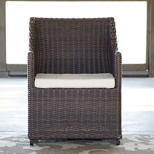 Montclair Patio Dining Chair with Cushion