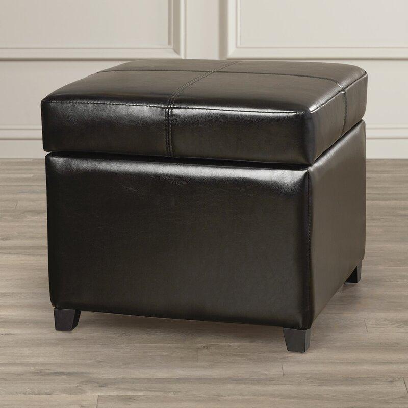 Astounding Leitch Storage Ottoman Uwap Interior Chair Design Uwaporg