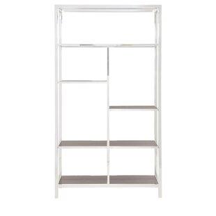 Halton Metal Etagere Bookcase