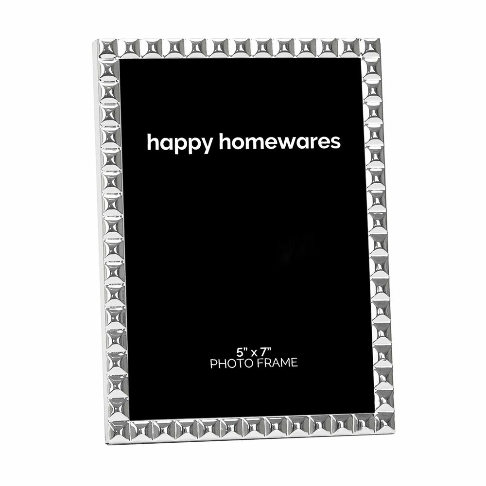 Happy Homewares Unique Plated Picture Frame Wayfair