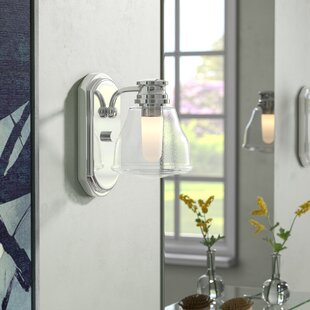 Alexandra 1-Light Bath Sconce ..