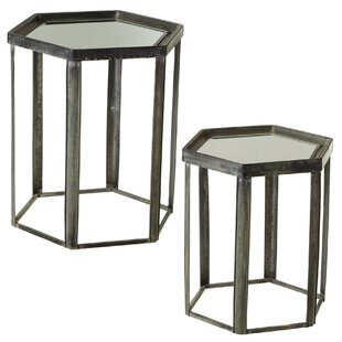 Albinson 2 Piece Nesting Tables