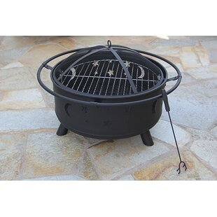 Fire Pit Essentials Celestial Steel Wood ..