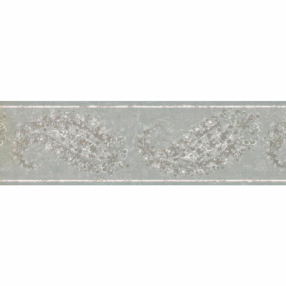 Theodis Fl 15 L X 6 5 W Wallpaper Border