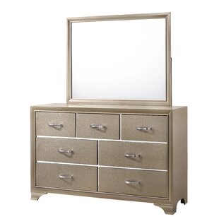 Raegan 7 Drawer Standard Dresser/Chest